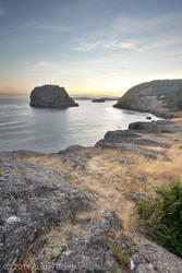 Point Colville, Lopez Island by austinboothphoto