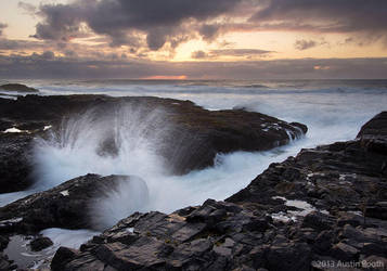 Cape Perpetua by austinboothphoto