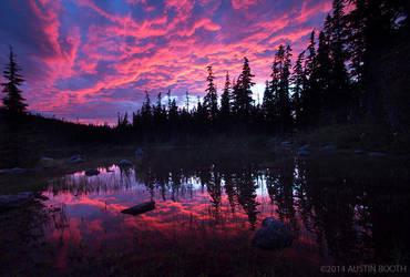 Horseshoe Lake by austinboothphoto