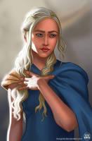 Khaleesi by LexiGold