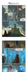 Breath short comic by LexiGold