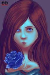 Little Girl by Hamandha