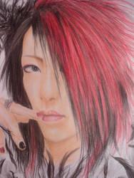 Hiro - Wizard - Crayon by animelover4400