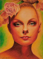 The Rose - Crayola Crayon 1 by animelover4400