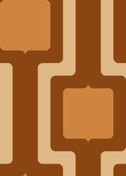 Brown Blanket by flytape8490