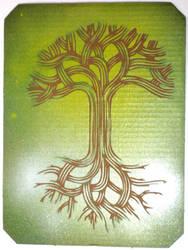 Oakland Tree by flytape8490