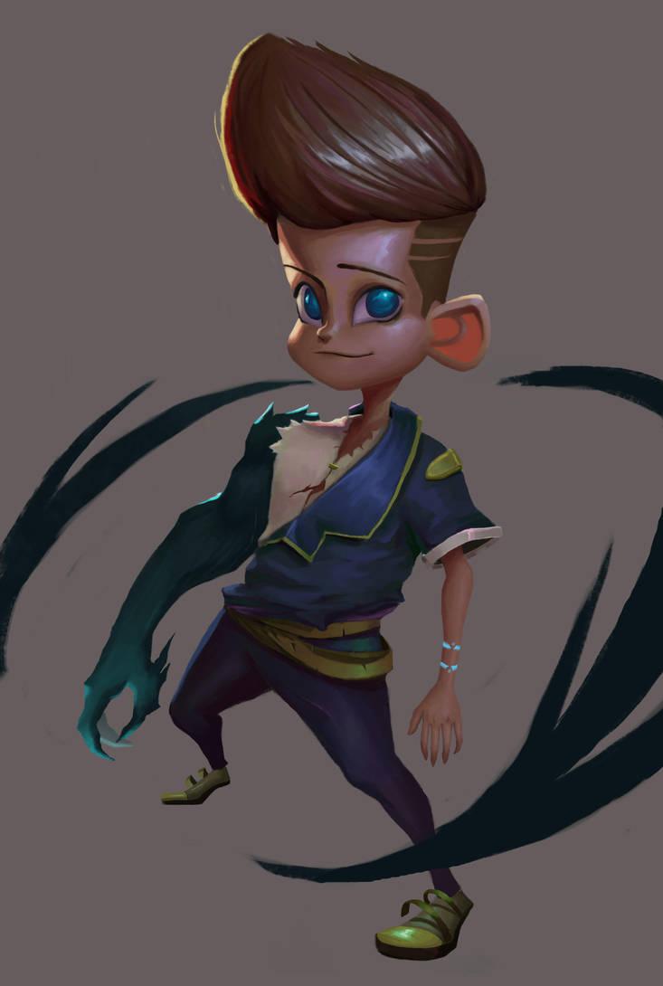 Character Started At 25-9-2016 by Ev-Sanata
