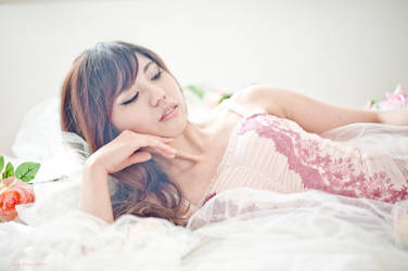 sweet dreams, I by judyhimechan