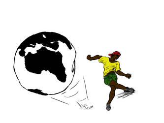 Soccer Africa by Tark3355