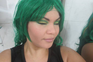 World cup Brazil makeup by Cancerious4