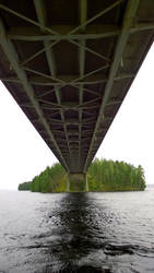 Under the Bridge by Fukuchan-Ryoko