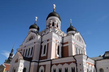 Orthodox Church by Fukuchan-Ryoko