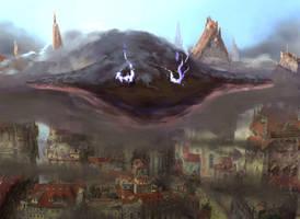 Smog Monster by fooyee
