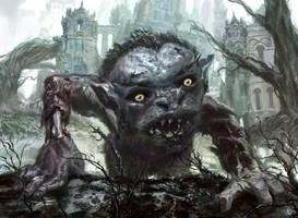 Shambling Goblin by fooyee