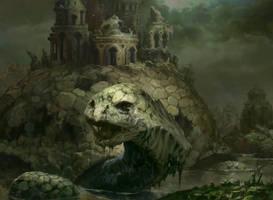 Wandering Tombshell by fooyee