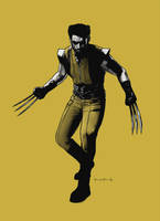 Wolverine by Kc-Eazyworld