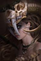 Wild shaman by mashamaklaut