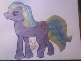 pretty pony by JazzmenKnight
