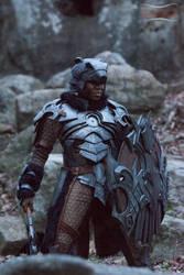 Fev Cosplay from The Elder Scrolls V: Dragonborn by djzippy