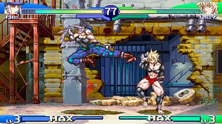Street Fighter Style by EriSabatt