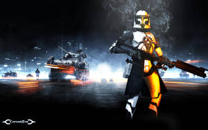 Commander Fox (Battlefield 3 Style) by CaptainTom