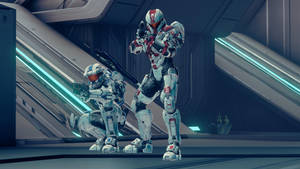 Halo 4 - Spartans by CaptainTom
