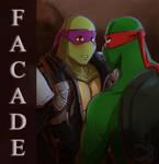 TMNT Facade by Dragona15