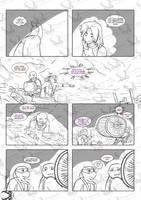 tmnt comic Beautiful Heart 26 by Dragona15