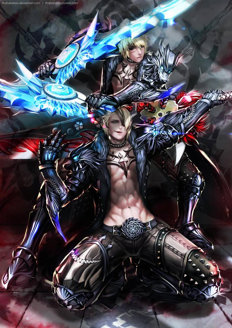15 08 13 - Zhagal x Cain by ThaharaTeja