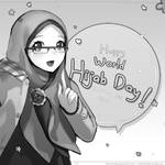 16 02 01 -  World Hijab Day by ThaharaTeja
