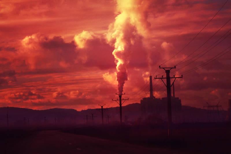 Cloud Factory by tibiii