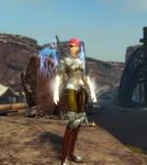 Mordha Redwolf: GW2 Guardian 2 by evoluzione