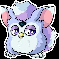 Furby: Macaroon by AgentKulu