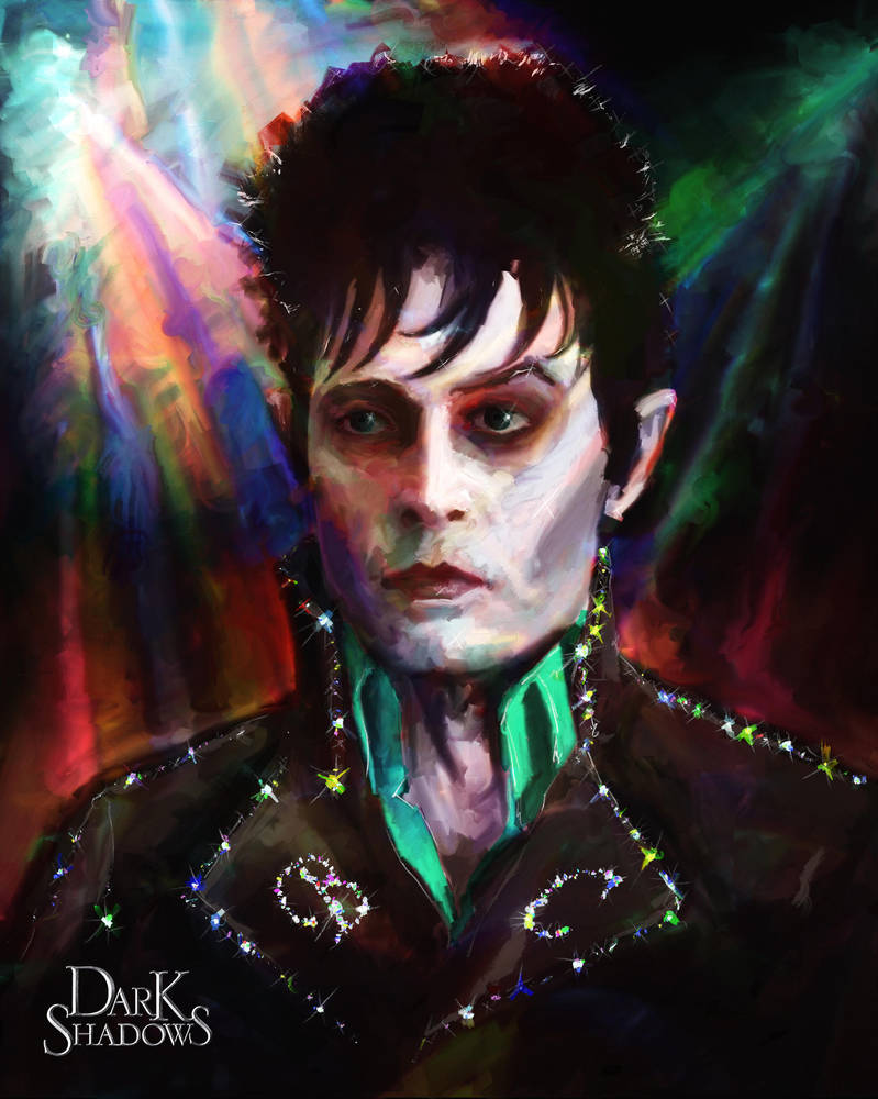 A Barnabas Collins Disco Entry by Winter-Evening