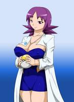 Professor Ivy by SpeedyHimura