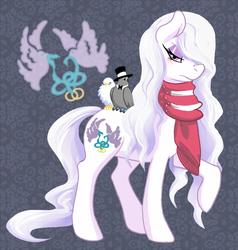 Bride Pony by peachiekeenie