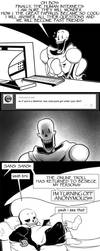 sorry for the undertale spam by peachiekeenie