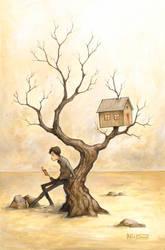 Aupres de mon arbre by felixgi