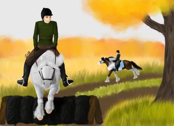 Daze ja Minni by VirtuaalitalliOtava