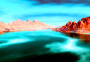 MYSTYCK LAKE by Kwintzy