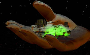HAND OF FATE by Kwintzy