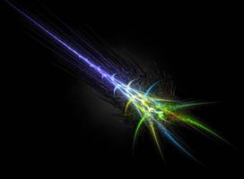 AKREENIAN LIGHT-SABER by Kwintzy