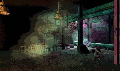 ROOM 1 by Kwintzy