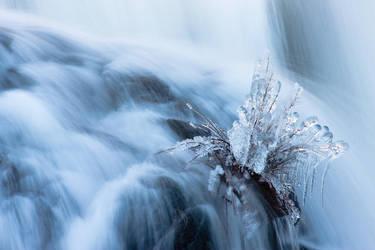 Frozen Falls by niel4