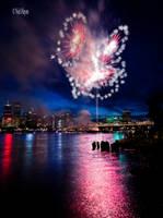 Portland Fireworks 3 by niel4