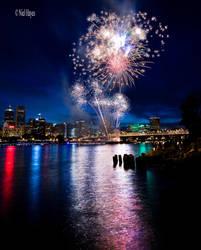 Portland Fireworks 8 by niel4