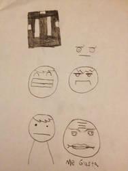 Random Doodles by romejeme