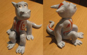Dragon Final by rjwrite
