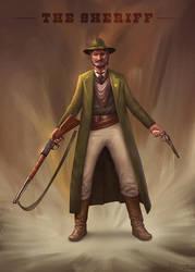 The Sheriff by PedroDeElizalde