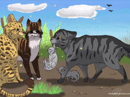 Welcome to Riverclan (WCFC Contest Entry) by Whiskullb00